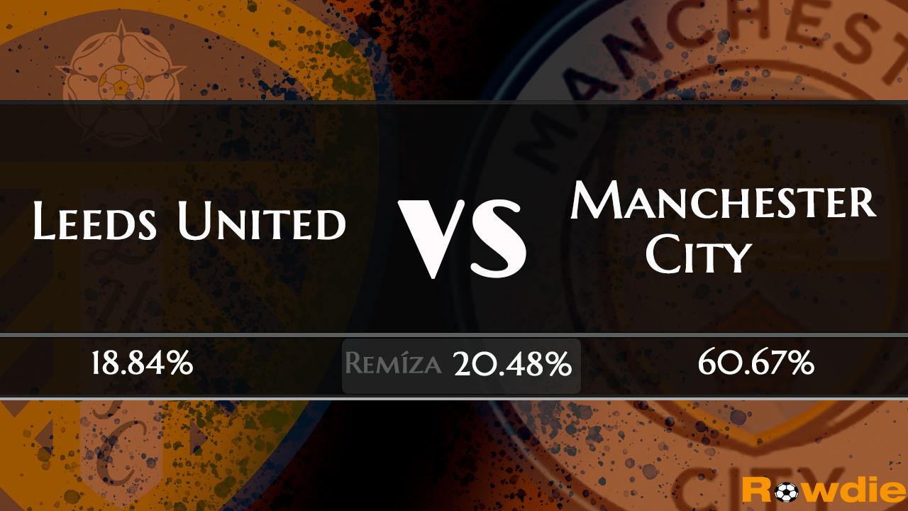 Fotbalové předpovědi a tipy na sázky: Leeds vs Manchester City