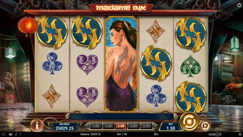 Are you ready to feel the magic of Madame Ink?
